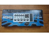 Korg ToneWorks AX1500G guitar multi-effects pedal