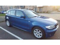 BMW 1 SERIES 120d, Diesel, Hatchback, 2005, Manual, LOW MILEAGE, Clean HPI