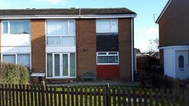2 Bedroom Flat TO LET - High Grange Area Billingham