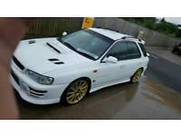 Subaru impreza wrx sti v3 estate