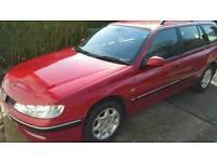 Peugeot 406 estate GLS 2.2 HDI