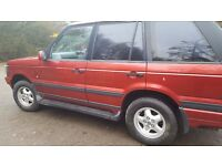 1999 RANGE ROVER 4.6 AUTOMATIC 96000 MILES SWAP OR SELL WHY