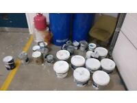 FREE! Half and Full Tins of Dulux Paint - Collection ONLY