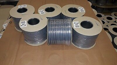 twin and earth flat cable 6242Y 2.5 mm² 50M metres BASEC approved
