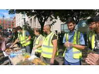 Become A Volunteer Food Collection Driver for Charity