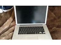 Apple MacBook Pro Late 2011 - Used - No Charger - Faulty Product