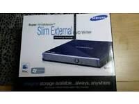 Samsung external dvd