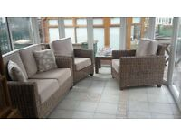 Ex display Conservatory Furniture not used