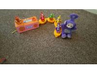 Teletubby toys in good working order
