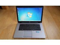 """HP EliteBook 850 G1 Intel Core i5-4300U 4GB 320GB 15.6"""" Windows 7 Professional 64-bit"""