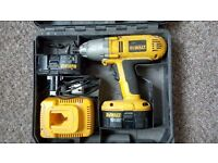 Dewalt 18v impact wrench