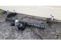 Tow Bar - suitable for Vauxhall Vectra 2003 onwards (Salon or hatch). Priced for quick sale