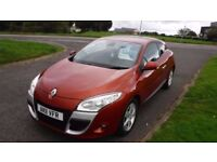 MEGANE 1.5 DYNAMIQUE TOMTOM DCI,2010,Alloys,Sat Nav,Air Con,£20Tax,Full Service History,Tidy Car
