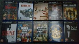Sony PlayStation 2 games