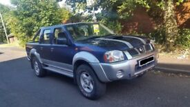 BARGAIN!! POWERFUL NISSAN NAVARA 2.5 TD PICKUP TRUCK WITH RECONDITION ENGINE INSTALL, Very Reliable