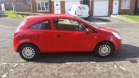 2008 vauxhall corsa 1.0 life ecoflex full service history 1 lady owner cheap insurance