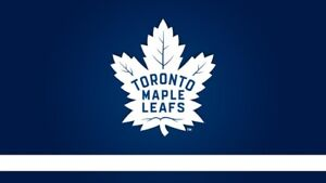 Leafs v Canadiens Home Opener October 3rd