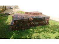 Brick Pavers for Sale - unused
