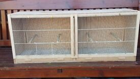 UPDATE 3 BIRD CAGES DOUBLES