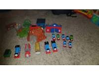 Trackmaster & take and playThomas & friends assorted