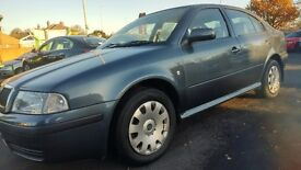 2006 Skoda Octavia 1.9 Diesel in good condition and with MOT