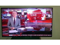 """PANASONIC 55"""" 4K ULTRA HD 3D SMART LED TV WITH FREEVIEW HD"""
