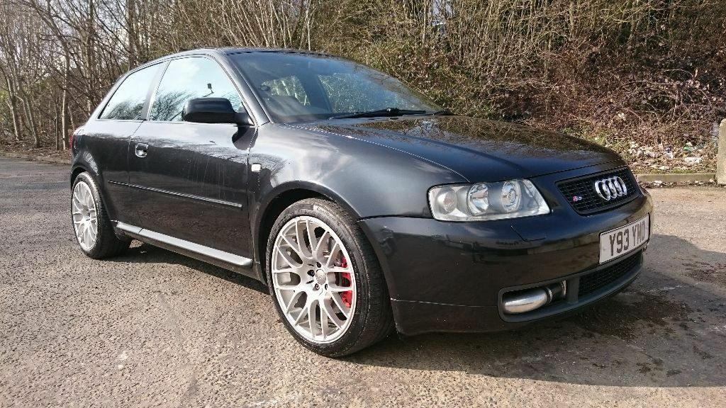 2001 audi s3 8l bam 1 8t 20v facelift fsh in hemel hempstead hertfordshire gumtree. Black Bedroom Furniture Sets. Home Design Ideas