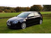 2008 VOLKSWAGEN GOLF GT TDI SPORT 140 BHP *1 PREVIOUS OWNER* F/S/HISTORY*AUDI A3,A4,VW POLO,VRS