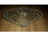 Large Slim Glass bowl
