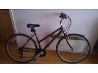 ladies BIKE 19 inch Salford close to city center