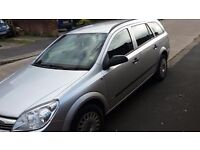Vauxhall Astra Estate. Very reliable and fuel efficient.
