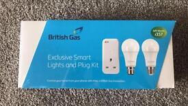 Hive Smart Lights And Plug Kit - Bayonet Fitting