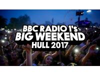 SELLING Big Weekend Tickets SATURDAY (x2) Burton Constable, Hull