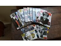 Classic Rock Magazine 2014-2016 complete with CDs