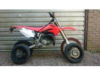 CR 85 Registered as 50cc - Full Engine Rebuild with Receipts