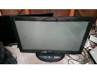 Panasonic Tv 42 inch spair or Repair