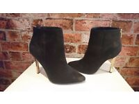 New Look Ankle Boots - Hardly Worn - Size 6