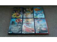 Disney DVD bundle