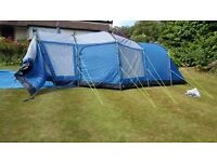 Bamburgh 6 series 2 Tent NEVER USED