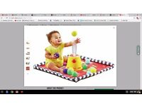 WANTED - chad valley ball floating machine for babies / toddlers