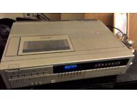 Orginal 1970s betamax video machine, good working condition.