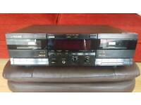 Pioneer twin tape deck for sale