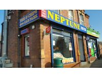 LEASE FOR SALE ON PIZZA/FISH & CHIP SHOP IN CRADLEY HEATH