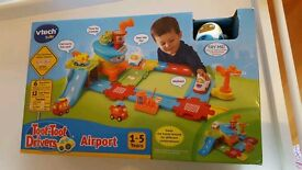 Vtech toot toot drivers airport