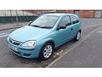 2005 Vauxhall Corsa 1.2! 12M MOT! FSH! NEW CHAIN! 80k! Cheap reliable bargain!