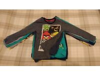 Various 5 to 6 years and 6 to 7 years old boys clothes.