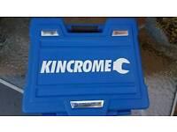 Kincrome 144 piece socket set