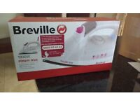 Breville iron brand new unused