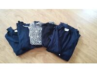 5 size 12 tops