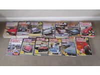 90 Practical Classic magazines ranging from 1985 - 1997